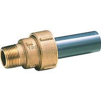 タブチ TBC 塩ビ伸縮継手オネジ13mm 13EGM 1個 282-2415 (直送品)