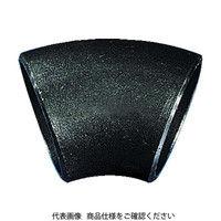 日鉄住金機工 住金 鋼管製エルボロング45° 45LSGP20A 1個 161ー2620 (直送品)