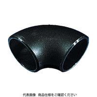 日鉄住金機工 住金 鋼管製エルボショート90° 90SSGP80A 1個 159ー8376 (直送品)