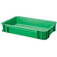 積水テクノ成型 積水 TS型コンテナ TSー18 緑 TS18 1個 501ー2911 (直送品)