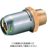 タブチ TBC ワンタッチ継手オス OT20M 1個 281ー9848 (直送品)