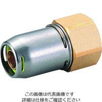 タブチ ワンタッチ継手メス OT16-F 1個 282-0226 (直送品)