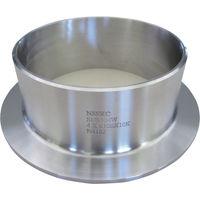 ベンカン機工(BENKAN) 住金 ステンレス鋼製ラップジョイン LAP-10S-50A 1個 160-4074 (直送品)