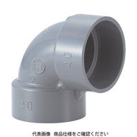 積水化学工業(セキスイ化学) DV継手(90°エルボ)DL50 DDL50 1個 254-4351 (直送品)