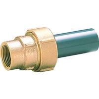 タブチ TBC 塩ビ伸縮継手メネジ13mm 13EGV 1個 282ー2440 (直送品)