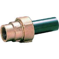 タブチ TBC 塩ビ伸縮継手メネジ20mm 20EGV 1個 282ー2458 (直送品)