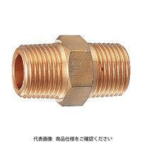 カクダイ カクダイ 砲金ニップル 6128Y20 1個 226ー9970 (直送品)