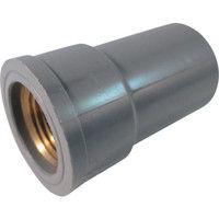 積水化学工業 エスロン TS継手 インサート給水栓ソケット16 IWS16 1個 254ー3834 (直送品)