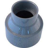 積水化学工業 エスロン DV継手IN65×40 DIN652 1個 254ー4181 (直送品)