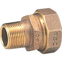 タブチ TBC PE継手オネジ1種13mm 13PGM1 1個 282ー2661 (直送品)