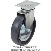 スガツネ工業 LAMP 重量用キャスター径203自在SE(200ー133ー382) 31408PSE 1個 305ー3644 (直送品)