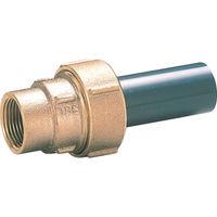 タブチ TBC 塩ビ伸縮継手メネジ25mm 25EGV 1個 282ー2466 (直送品)