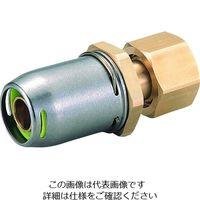タブチ TBC ワンタッチ継手ユニオン OT16YF 1個 282ー0277 (直送品)