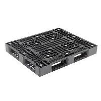 軽量樹脂パレット D4-1012-5 1セット(5枚入) 三甲(直送品)