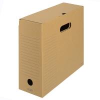 プラス ボックスファイル フタ付 FL-081BF-5P 78092 1袋(5冊入)