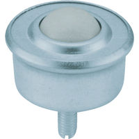 フリーベアコーポレーション FREEBEAR プレス成型品上向き用メインボール樹脂製 Pー8B P8B 1個 500ー5761 (直送品)