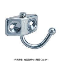 スガツネ工業 LAMP ステンレス製玉付回転フックTK型(110ー020ー254) TK45 1個 254ー0452 (直送品)