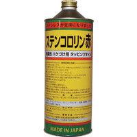 R-GOT BASARA ステンコロリン赤 1L R2 1本 293ー0498 (直送品)