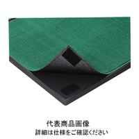 山崎産業 コンドル ゴムマットベース #7 マジッククロス付 F9571 1枚 500ー4438 (直送品)