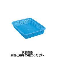 積水テクノ成型 積水 角かご浅型 中 緑 K542G 1個 319ー6917 (直送品)