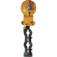 未来工業 樹脂製ケーブル滑車CK-0型 CK-02 1個 213-4977 (直送品)