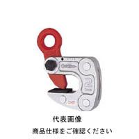スーパーツール 形鋼クランプ(D1:46mm)ワイドタイプ HLC1W 1台 104ー2491 (直送品)