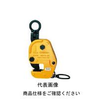 スーパーツール 自在型横吊クランプ(容量:0.35ton) GVC0.35E 1台 104ー5661 (直送品)