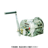 マックスプル工業 マックスプル ステンレス手動ウインチ(電解研磨) ESB10 1台 109ー1794 (直送品)