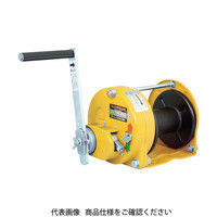マックスプル工業 マックスプル 手動ウインチ GM30 1台 109ー1751 (直送品)
