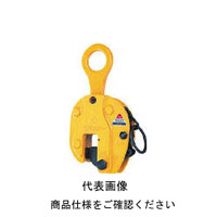 スーパーツール 立吊クランプ(ロックハンドル式) SVC3H 1台 105ー9033 (直送品)