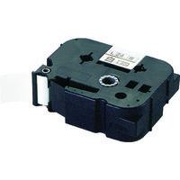 マックス(MAX) ラベルプリンタ ビーポップミニ 24mm幅テープ 白地黒字 LM-L524BW 1個 006-6290 (直送品)