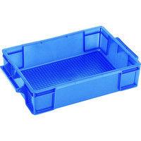 積水テクノ成型 積水 TR型コンテナ TRー1 透明青 TR1 1個 512ー0861 (直送品)