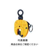 スーパーツール 立吊クランプ(ロックハンドル式・自在シャックルタイプ) SVC2E 1台 105ー9394 (直送品)