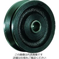 丸喜金属本社 MK マルコン枠無重量車 150mm V型 C2100150 1個 212ー2189 (直送品)