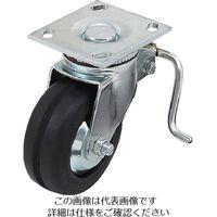 重量用キャスター径127自在ブレーキ付D(200-133-470) SUG-31-405B-PD 1個 305-3491 (直送品)