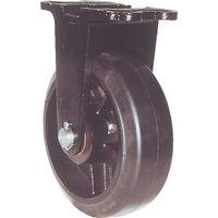 ヨドノ ヨドノ 鋳物重量用キャスター MHAMK300X75 1個 305ー3181 (直送品)