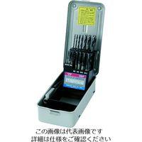 イシハシ精工 IS ジェット・スパイラルタップ・ドリルセット JSD21 1セット(21本:21本入×1セット) 333ー1229 (直送品)