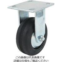 スガツネ工業(SUGATSUNE) 重量用キャスター径127固定D(200-133-478) SUG-31-405R-PD 1個 305-3539 (直送品)