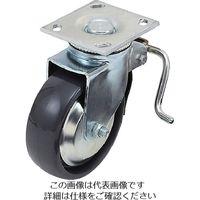 スガツネ工業 LAMP 重量用キャスター径152自在ブレーキ付SE(200ー133ー383) 31406BPSE  305ー3563 (直送品)