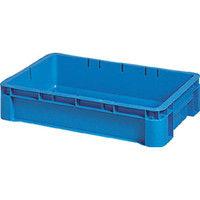 積水テクノ成型 積水 TR型コンテナ TRー22 青 TR22 1個 291ー8161 (直送品)