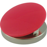 サンケーキコム(san-k) カラーマグネットクリップ 大 50mm (10個入) KM-1 1箱(10個) 001-3714 (直送品)