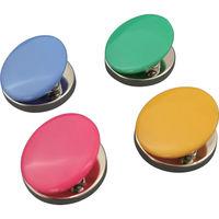 サンケーキコム サンケー カラーマグネットクリップ 小 30mm 20個入 KM3 1セット(20個:20個入×1箱) 001ー3731 (直送品)