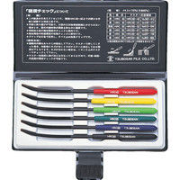 ツボサン(TSUBOSAN) ツボサン 硬度チェック MA00600 1セット 333-3736 (直送品)
