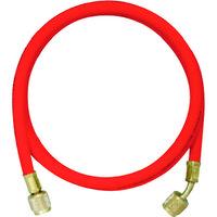 アサダ(ASADA) R410A用チャージングホースプラス2 92cm 赤 Y21563 1個 333-9360 (直送品)