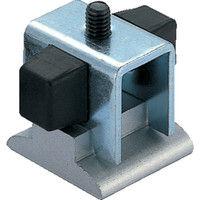 ダイケン(DAIKEN) アルミドアハンガー SD15戸当りシルバー SD15-CSS 1個 320-3654 (直送品)