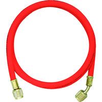 アサダ アサダ R407C等用チャージングホースプラス2 92cm 赤 Y21636 1セット 333ー9386 (直送品)