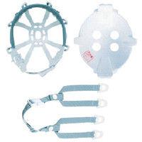 TANIZAWA(谷沢製作所) ヘルメット関連用品 E内装(141V用) E141V 1セット 331-1589 (直送品)