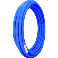タブチ TBC 保温付架橋ポリエチレン管ブルー10mm×60M HC10HON5B60MMAKI 1巻 328ー1221 (直送品)