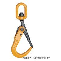 スーパーツール スーパーロックフック スイベル付 3ton SLH3S 1台 332ー1045 (直送品)
