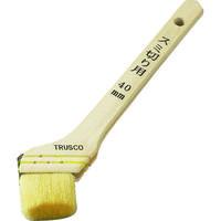 トラスコ中山(TRUSCO) スミ切り用刷毛 40mm TPB-532 1本 329-1626 (直送品)